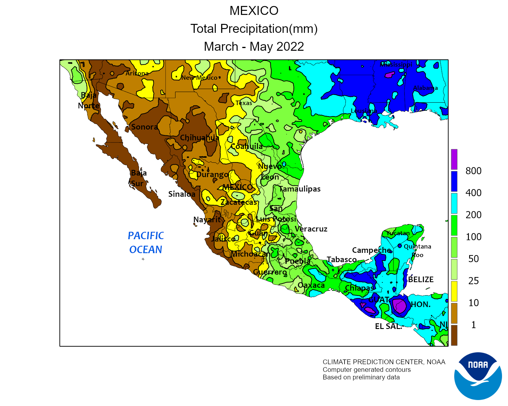 Climate Prediction Center - Monitoring and Data: Regional ...