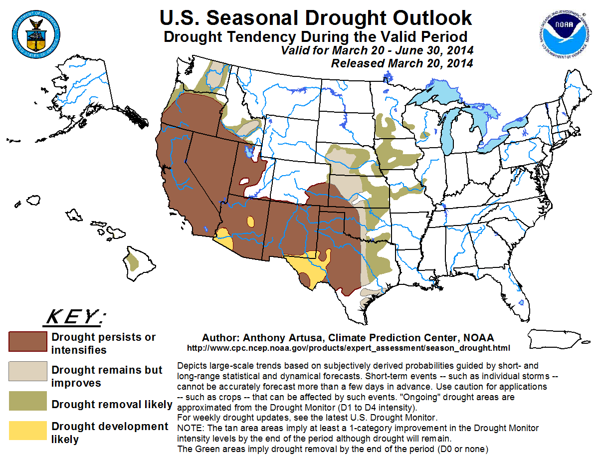 8e21897632a429 Climate Prediction Center - Expert Assessment  Seasonal Drought ...