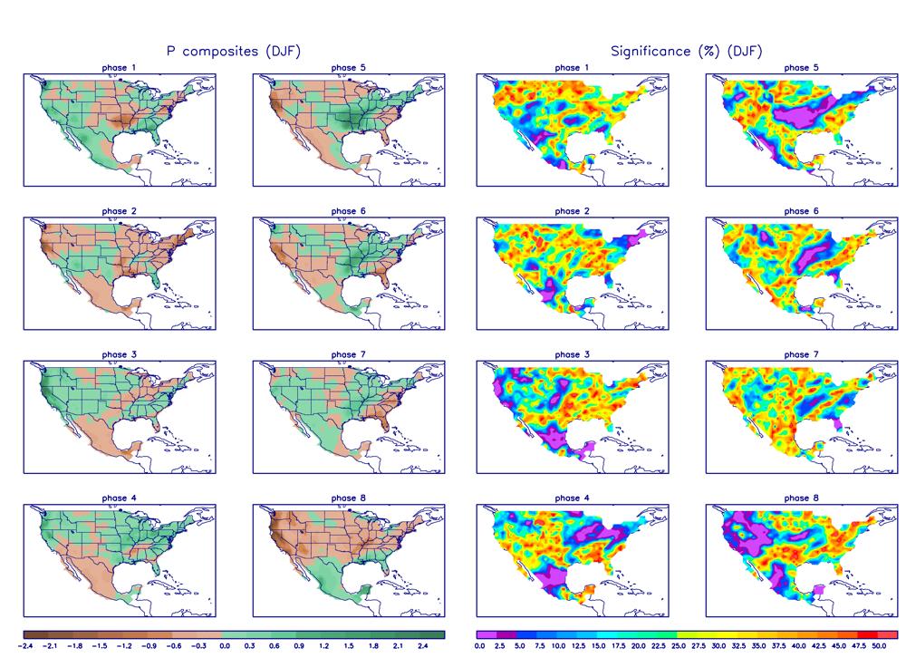 Mojo Precipitation Composites (DJF)